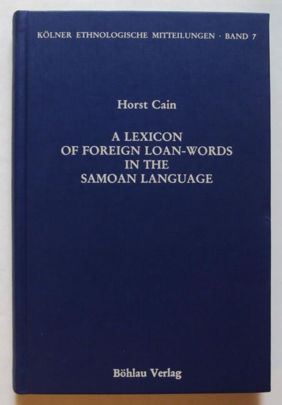 indonesian loanwords in dutch