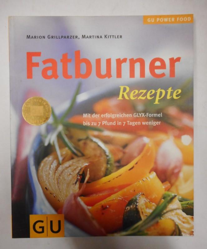 Fatburner Rezepte Von Marion Zvab