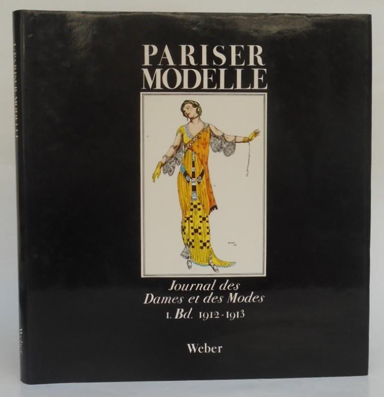 """Pariser Modelle. """"Journal des Dames et des: Ricci, Franco Maria]"""