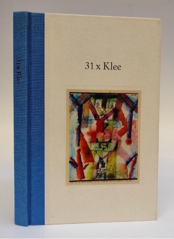 31 x Klee. 31 Bilder von Paul: KLEE, Paul