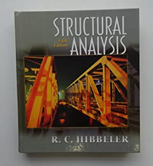 Structural Analysis. With CD-ROM and many figures: Hibbeler, Russell C.