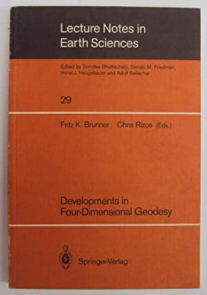 Developments in Four-Dimensional Geodesy. Selected papers of the Ron S. MatherSymposium on ...