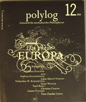 Polylog. Zeitschrift für interkulturelles Philosophieren. Nr. 12/2014