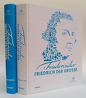 Friederisiko - Friedrich der Große. Ausstellungs- u. Essayband.: Stiftung Preu�ische ...