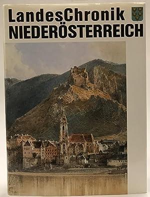 LandesChronik Niederösterreich. 3000 Jahre in Daten, Dokumenten: Gutkas, Karl (Hg.)