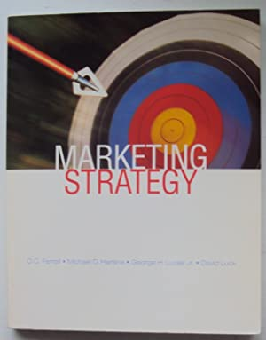 Marketing Strategy.: Ferrell, O. C. / Hartline, Michael D. / Lucas, George H. Jr. / Luck, David