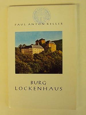 Burg Lockenhaus. Landschaft und Geschichte.: Keller, Paul Anton