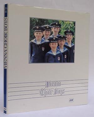 Vienna Choir Boys. Photographs by Fritz Simak: Endler, Franz (Ed.)