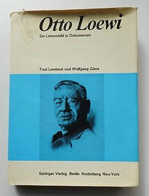 Otto Loewi. Ein Lebensbild in Dokumenten. Biographische: Lembeck, Fred /