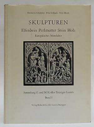 Skulpturen. Elfenbein - Perlmutter - Stein -: Schnitzler, Hermann /