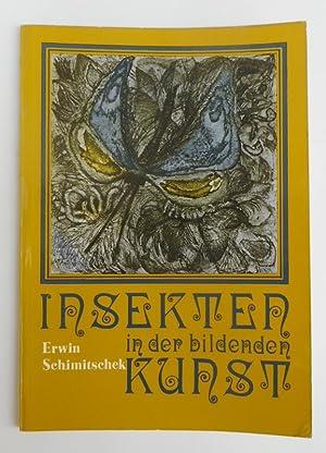 Insekten in der bildenden Kunst im Wandel: Schimitschek, Erwin