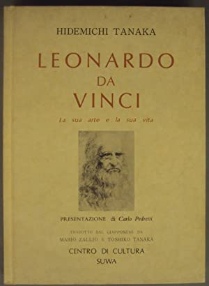 Tanaka, Hidemichi: Leonardo da Vinci. La sua: DA VINCI, Leonardo