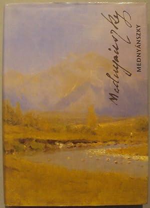 Markója, Csilla (Ed.): Ladislav Mednyánszky. Slovak National: MEDNYÁNSZKY, Ladislav