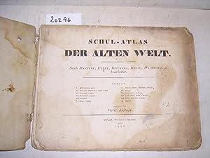 Schul Atlas der Alten Welt – nach: Mannert u.a.