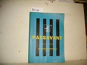 Passavant – Kanalguss Handbuch H 63 –: Reinfeldt & Trenschel