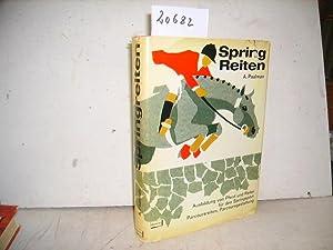 Springreiten – Ausbildung von Pferd und Reiter: Anthony Paalman