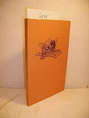 Ein Liederabend Die Zeichnungen und Verse stammen: Büttenpapierfabrik Hahnemühle und