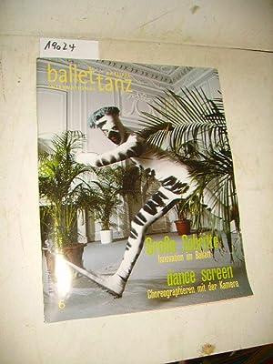 Ballett international Tanz aktuell - 1999 Heft: Friedrich - Herausgeber