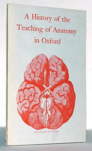 A Short History of Anatomical Teaching in Oxford.