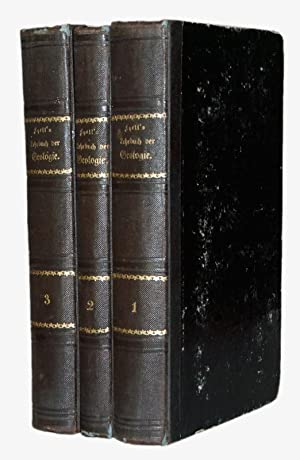 Lehrbuch der Geologie. Ein Versuch, die früheren: Charles Lyell (1797-1875).