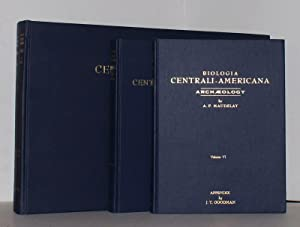 Biologia Centrali-Americana; or, Contributions to the Knowledge: Maudslay, Alfred Percival.