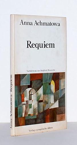 Anna Achmatowa Requiem Abebooks