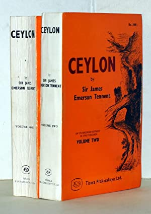 Ceylon. An account of the island. Physical, historical and topographical with notices on its natu...