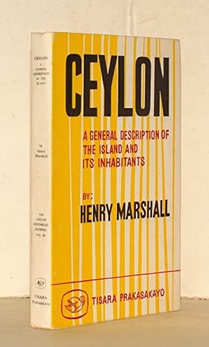 Ceylon. A general description of the island and of its inhabitants. Complete and unabridged from ...