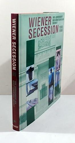Wiener Secession 1898-1998. Das Jahrhundert der künstlerischen: Onfrey, Michel (Hrsg.).