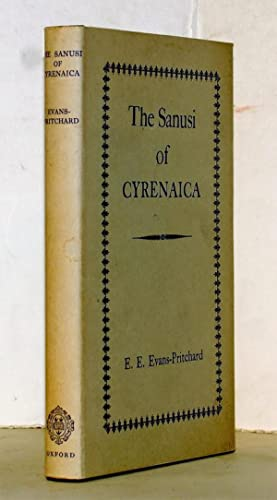 The Sanusi of Cyrenaica. Reprinted.
