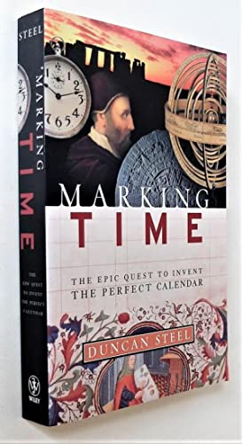 Marking time. The epic quest to invent the perfect calendar.
