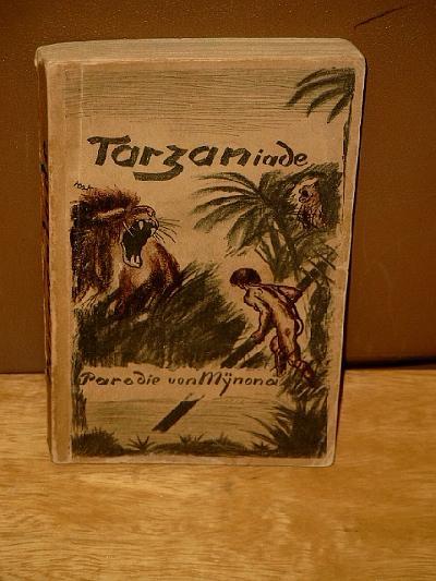 Tarzaniade: Mynona ( d.i.