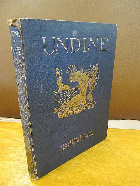 Undine. Adapted from the German by W.: De la Motte
