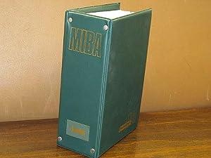 MIBA. Miniaturbahnen. Vollständiger Jahrgang 1989 ( = 41. Jahrgang ) mit 13 Heften in einem ...