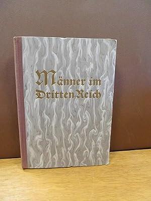 Männer im Dritten Reich:: Sammelbilderalbum ( Zweite Auflage ): Orientalische Cigaretten-Compagnie ...