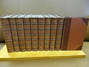 The Works of William Shakespeare (in Ten Volumes ) - complete edition.