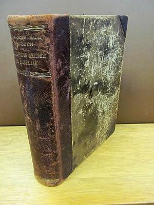 Handbuch der Vergleichenden Anatomie der Hausthiere. Zehnte Auflage.: Ellenberger, Dr. We. ; Baum, ...