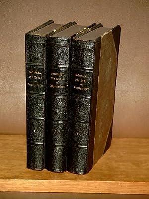 Die Orden und Kongregationen der katholischen Kirche. Band 1-3 cpl.: Heimbucher, Max