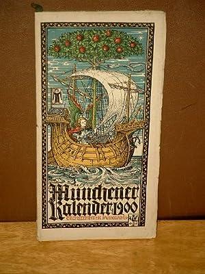 Münchener Kalender für 1900.: Hupp, Otto