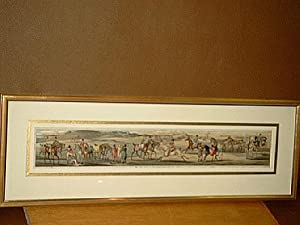 My soul`s on fire and eager for the field. Handkolorierte Lithographie um 1825.: Alken, Heny Thomas...