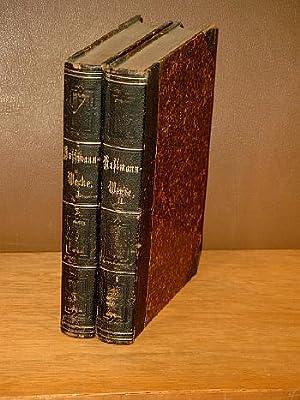 Ausgewählte Werke. Band 1-2 cpl.Herausgegeben von Heinrich Kurz.: Hoffmann, E. T. A.