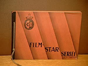 Macedonia Film-Star-Serie 1. Sammelbilderbilderalbum.