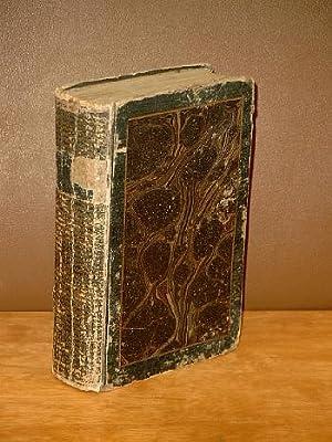 Moralische Bilderbibel mit Kupfern nach Schubert'schen Zeichnungen: Lossius, Kaspar Friedrich