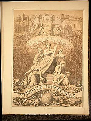 Atlas historique et pittoresque ou histoire universelle.: Baquol, J.