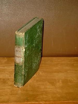 Idyllen. Ausgabe der letzten Hand.: Voß, Johann Heinrich