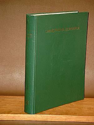 Limnofauna Europaea. Eine Zusammenstellung aller die europäischen: Illies, Joachim (