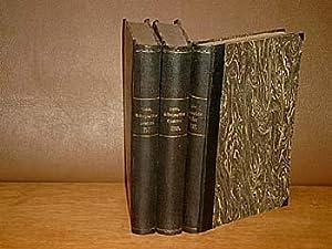 Pädagogische Studien, Neue Folge. Konvolut von Band 29,30 und 31.: Rein, Prof.Dr.W.; Schilling, Dr....