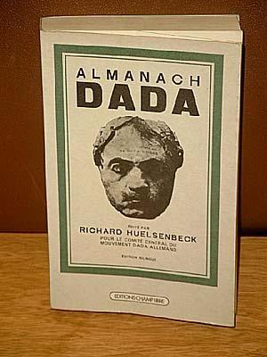 Almanach Dada.: Huelsenbeck Richard (Hrg.)