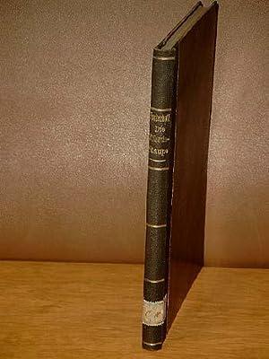 Die Pferdestaupe. Eine Monographie nach eigenen Beobachtungen.: Dieckerhoff, W.