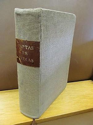 Cartas de Indias. Publicalas por primera vez: Colon, Cristobal; Vespucci,